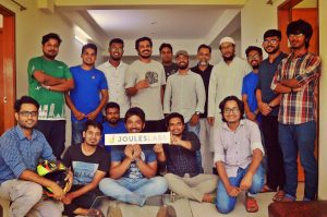 Joules Labs Team with Communigy Legends